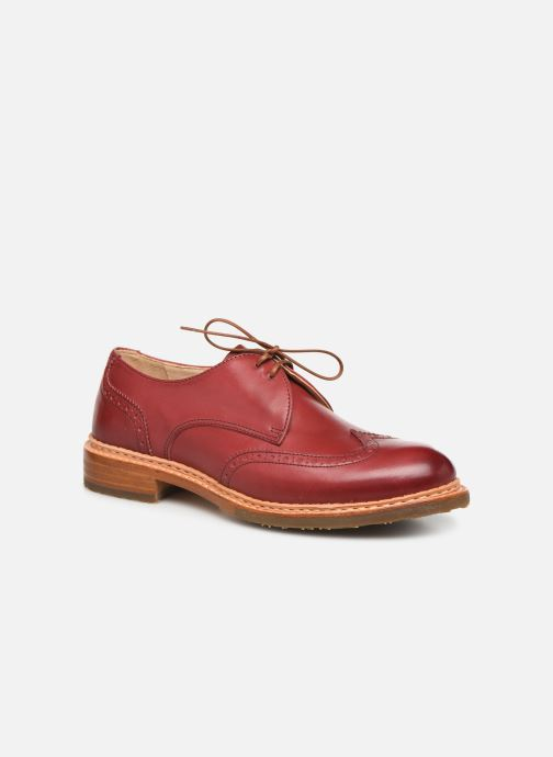 Chaussures à lacets Neosens CONCORD 2 Rouge vue détail/paire