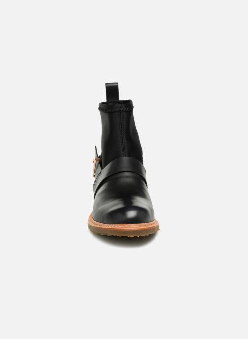 Boots en enkellaarsjes Neosens CONCORD 3 Zwart model