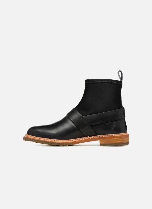 Boots en enkellaarsjes Neosens CONCORD 3 Zwart voorkant