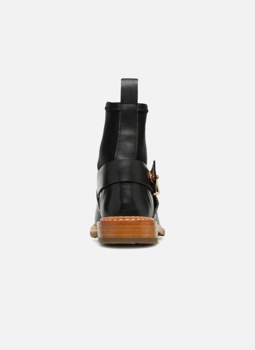 Botines  Neosens CONCORD 3 Negro vista lateral derecha