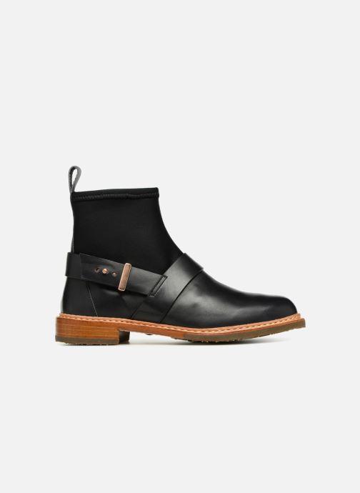Boots en enkellaarsjes Neosens CONCORD 3 Zwart achterkant