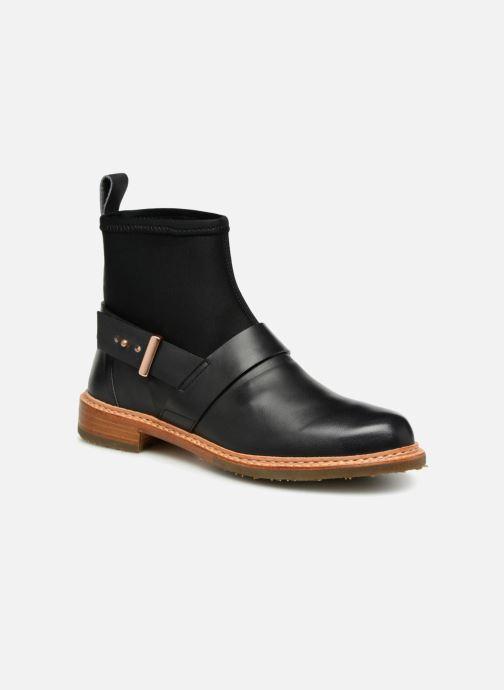Boots en enkellaarsjes Neosens CONCORD 3 Zwart detail