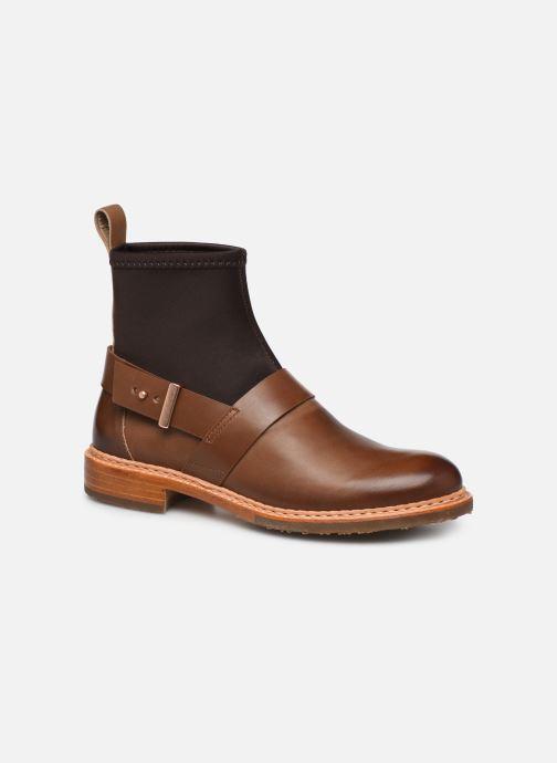 Bottines et boots Neosens CONCORD 3 Marron vue détail/paire