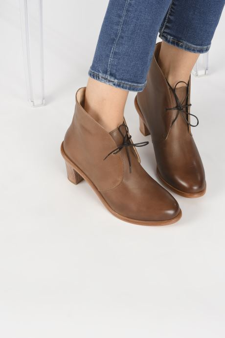 Boots en enkellaarsjes Neosens CYNTHIA Bruin onder