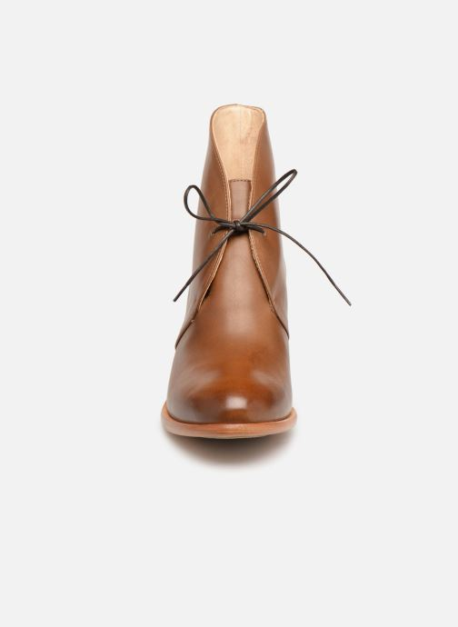 Boots en enkellaarsjes Neosens CYNTHIA Bruin model