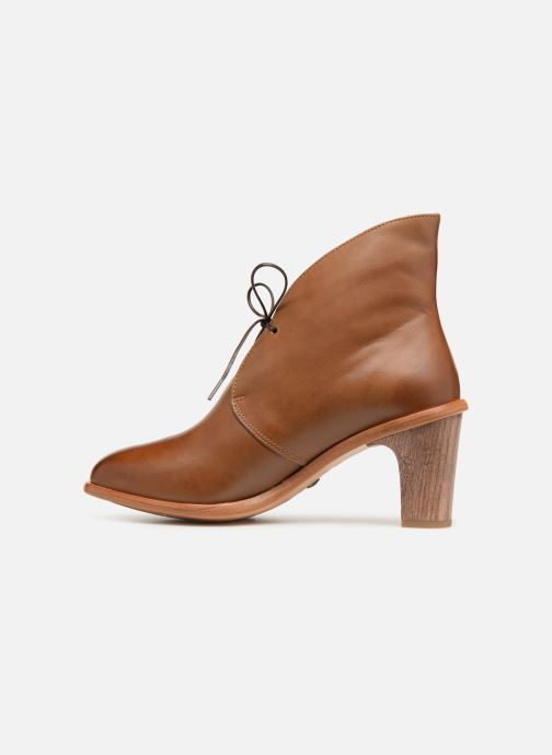 Boots en enkellaarsjes Neosens CYNTHIA Bruin voorkant