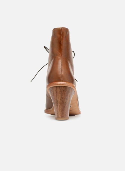 Boots en enkellaarsjes Neosens CYNTHIA Bruin rechts
