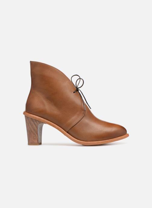 Boots en enkellaarsjes Neosens CYNTHIA Bruin achterkant