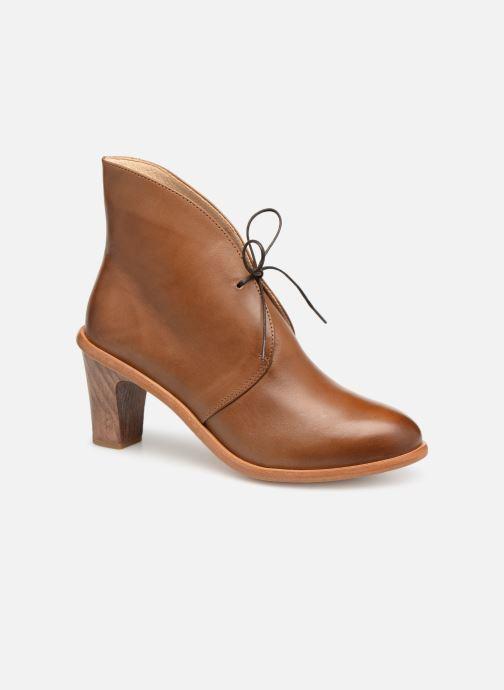 Boots en enkellaarsjes Neosens CYNTHIA Bruin detail
