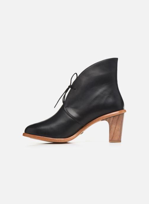 Bottines et boots Neosens CYNTHIA Noir vue face