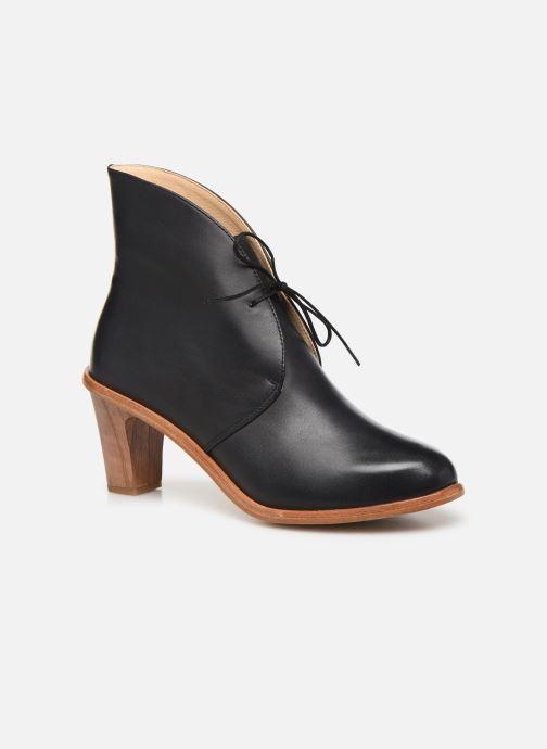 Bottines et boots Neosens CYNTHIA Noir vue détail/paire