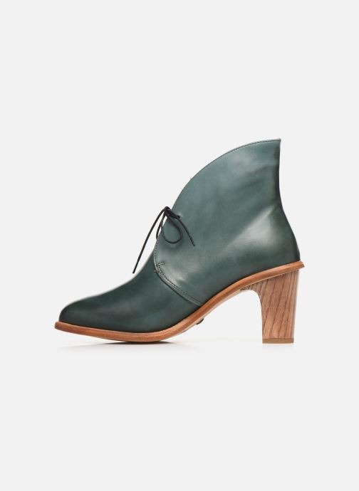 Bottines et boots Neosens CYNTHIA Vert vue face