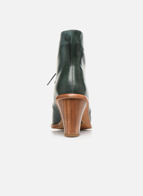 Bottines et boots Neosens CYNTHIA Vert vue droite