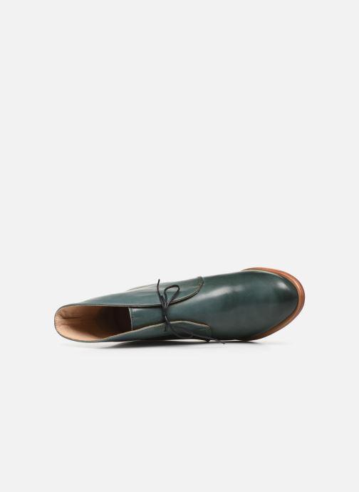 Bottines et boots Neosens CYNTHIA Vert vue gauche