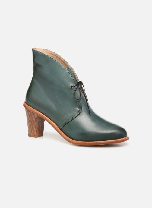 Bottines et boots Neosens CYNTHIA Vert vue détail/paire