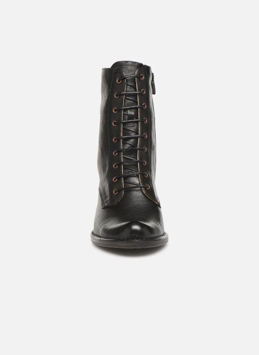 Stiefeletten & Boots Neosens ROCOCO schwarz schuhe getragen