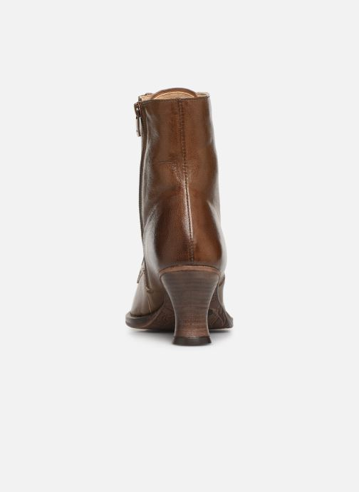 Bottines et boots Neosens ROCOCO Vert vue droite
