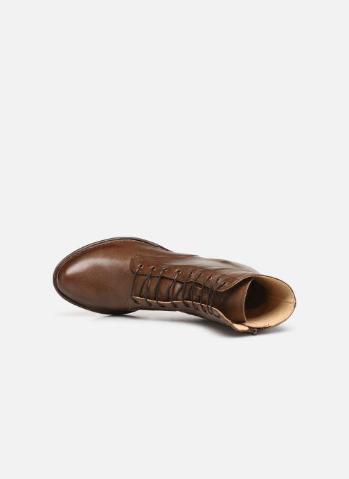 Bottines et boots Neosens ROCOCO Vert vue gauche