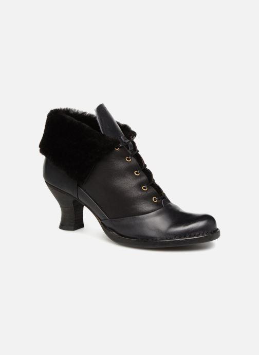 Boots en enkellaarsjes Neosens ROCOCO 3 Zwart detail