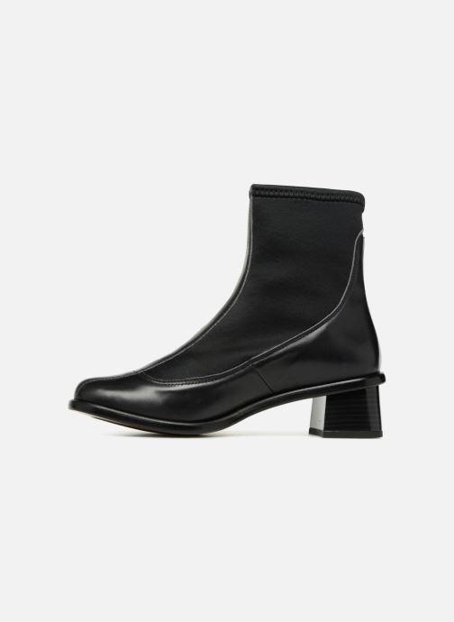 Bottines et boots Neosens ELVIRA Noir vue face
