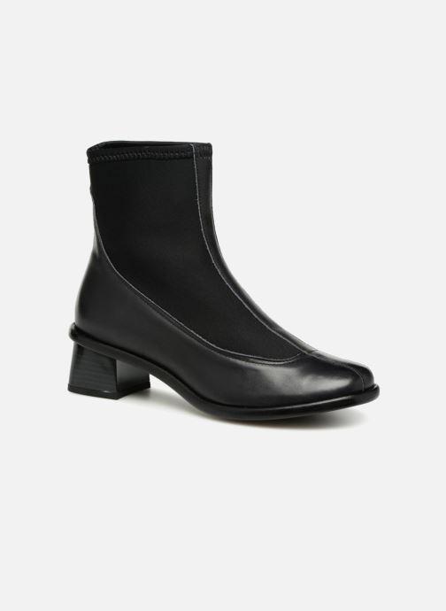 Boots en enkellaarsjes Neosens ELVIRA Zwart detail