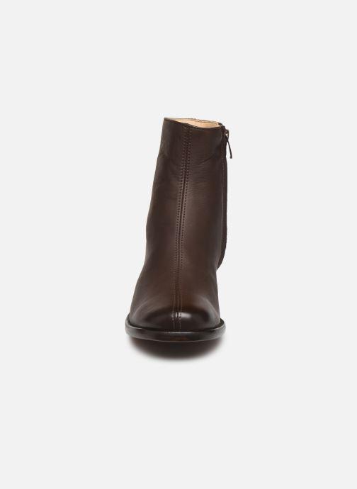 Bottines et boots Neosens ELVIRA Marron vue portées chaussures