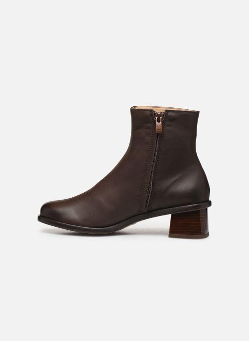 Bottines et boots Neosens ELVIRA Marron vue face