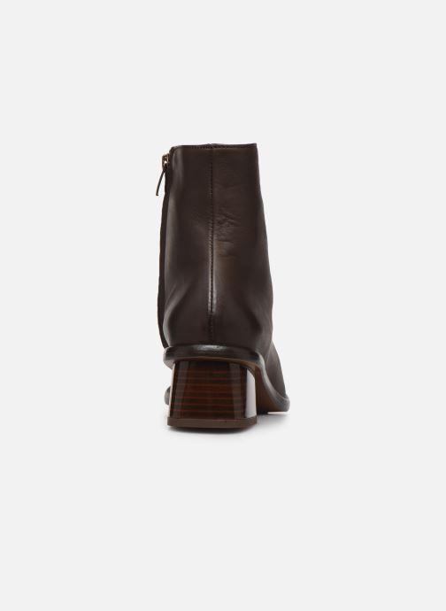 Bottines et boots Neosens ELVIRA Marron vue droite