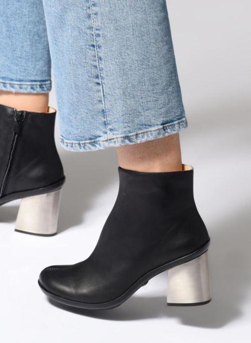 Stiefeletten & Boots Neosens MARQUES DE CACERES schwarz ansicht von unten / tasche getragen
