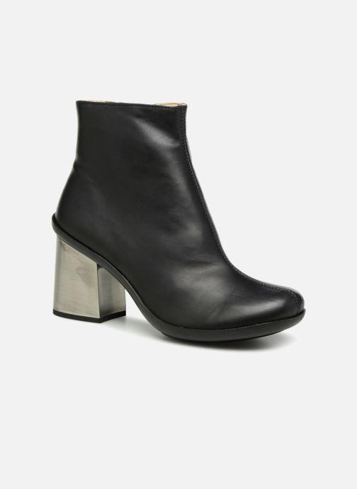 9985a5abae9b8f Stiefeletten   Boots Neosens MARQUES DE CACERES schwarz detaillierte  ansicht modell