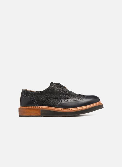 Lace-up shoes Neosens SUMOLL Black back view