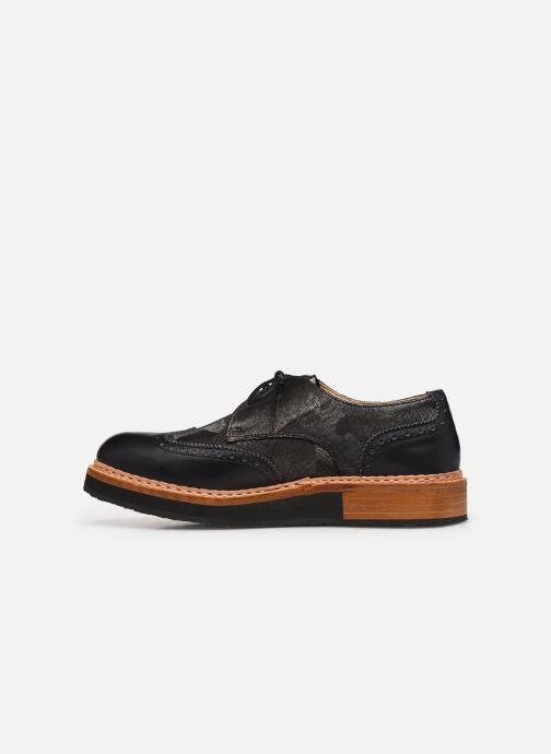 Zapatos con cordones Neosens SUMOLL Gris vista de frente