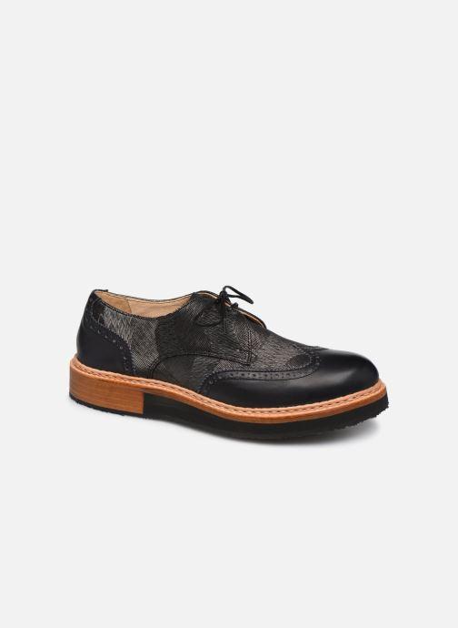 Zapatos con cordones Neosens SUMOLL Gris vista de detalle / par