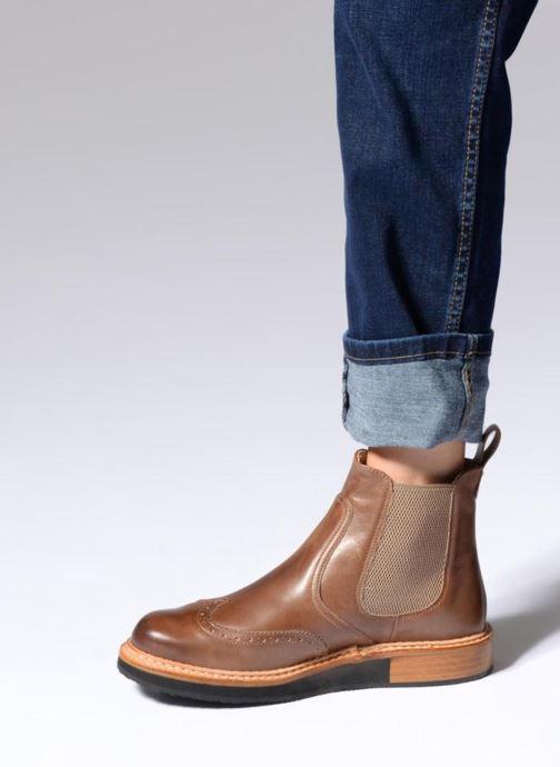 Bottines et boots Neosens SUMOLL 4 Marron vue bas / vue portée sac