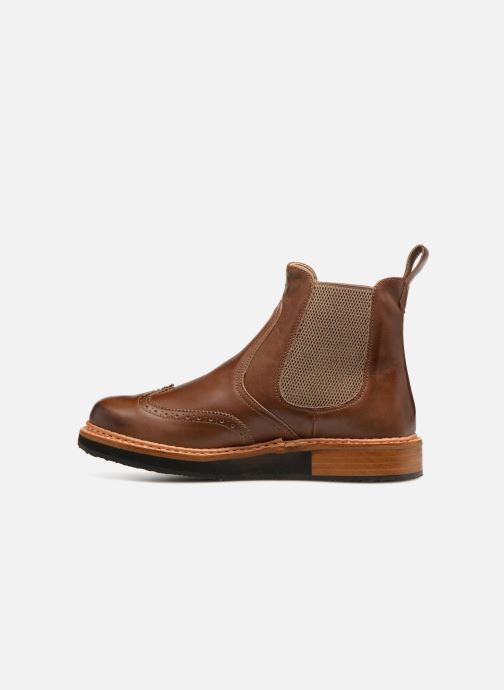 Boots en enkellaarsjes Neosens SUMOLL 4 Bruin voorkant