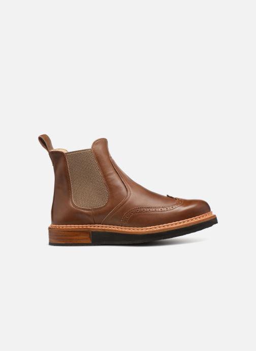 Boots en enkellaarsjes Neosens SUMOLL 4 Bruin achterkant