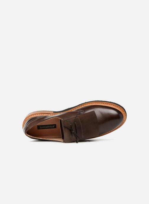 Chaussures à lacets Neosens SUMOLL 3 Marron vue gauche