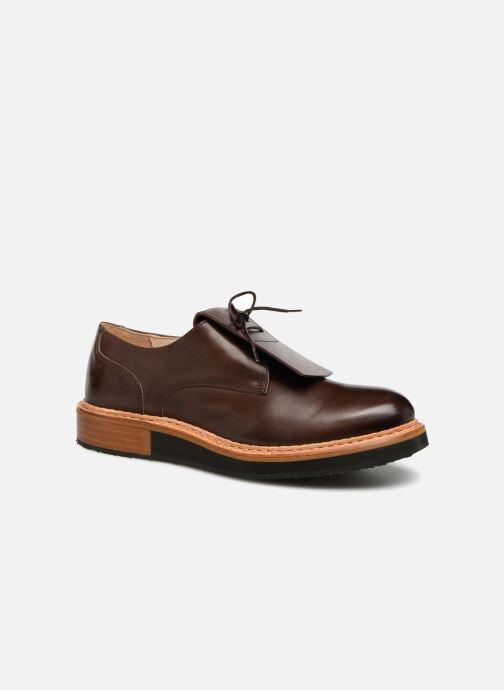 Chaussures à lacets Neosens SUMOLL 3 Marron vue détail/paire