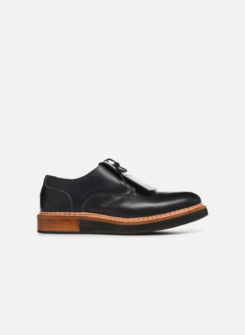 Zapatos con cordones Neosens SUMOLL 3 Negro vistra trasera