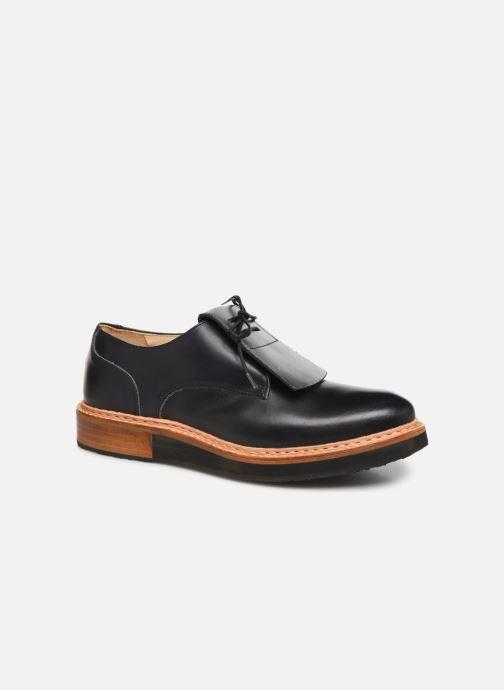 Zapatos con cordones Neosens SUMOLL 3 Negro vista de detalle / par