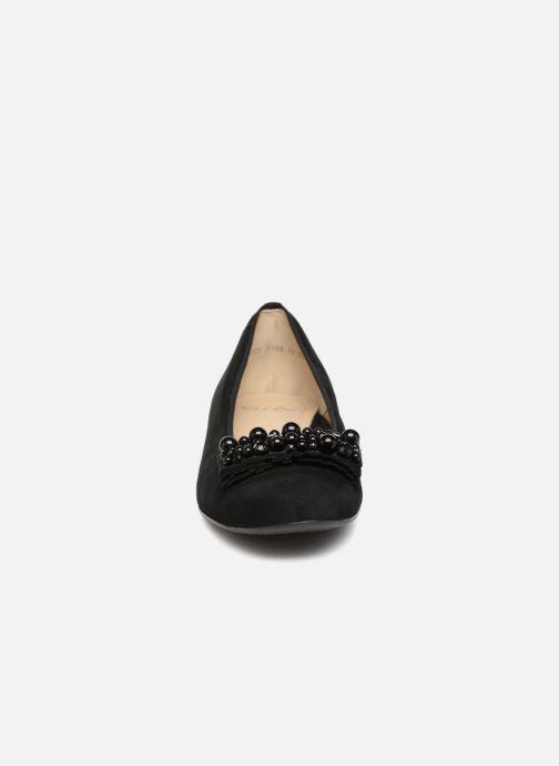 Ballerines Ara Bari 33741 Noir vue portées chaussures