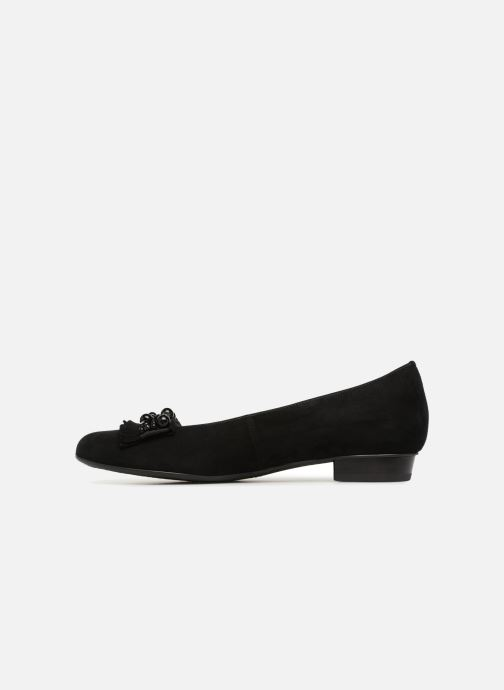 Ballerina's Ara Bari 33741 Zwart voorkant