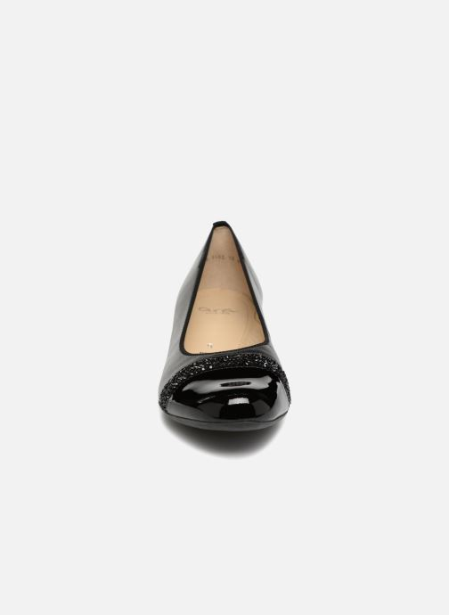 Escarpins Ara Nizza 45819 Noir vue portées chaussures