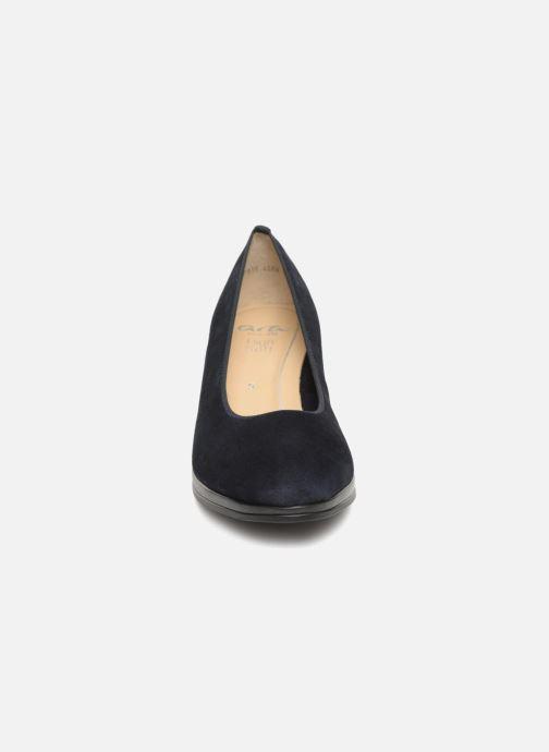 Escarpins Ara Orly 13436 Bleu vue portées chaussures