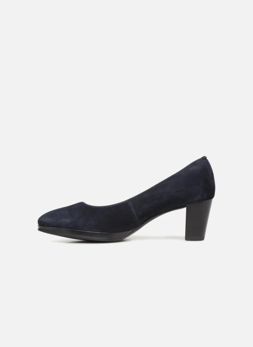 High heels Ara Orly 13436 Blue front view
