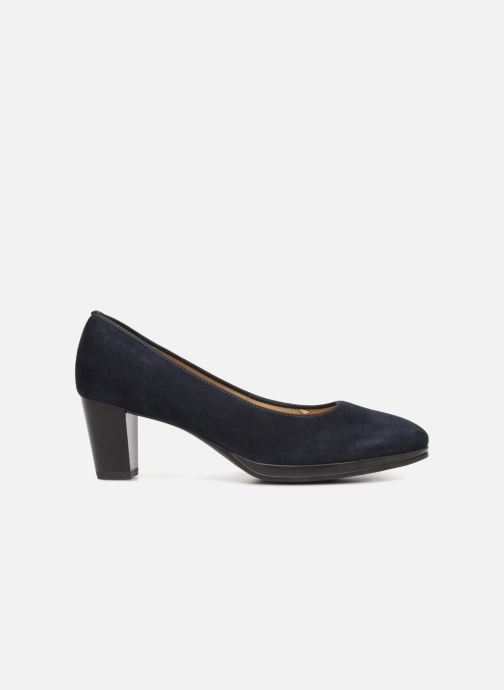High heels Ara Orly 13436 Blue back view