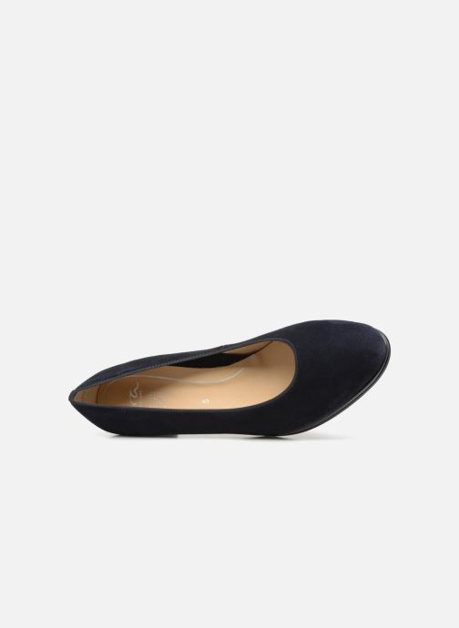 High heels Ara Orly 13436 Blue view from the left
