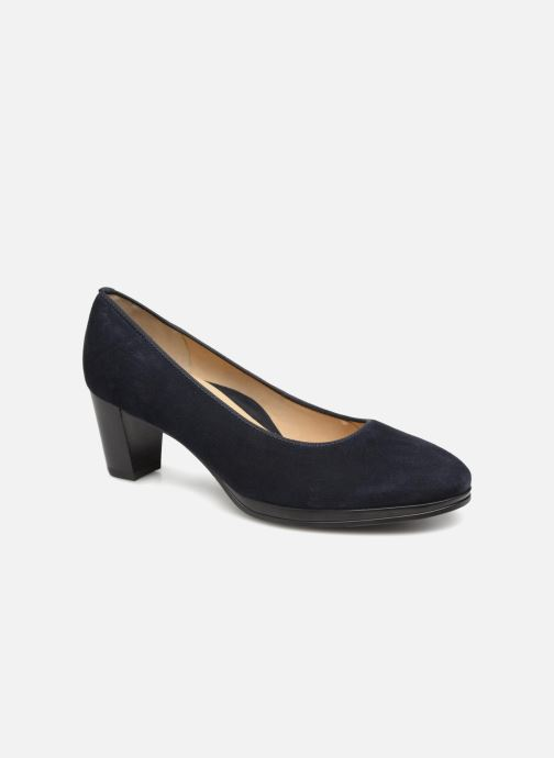 High heels Ara Orly 13436 Blue detailed view/ Pair view