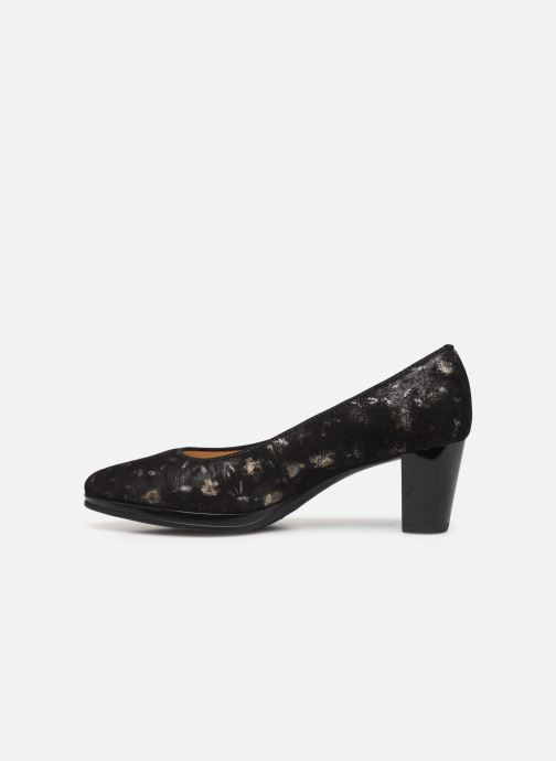 High heels Ara Orly 13436 Black front view
