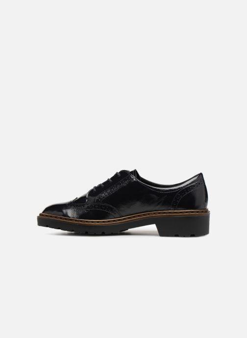 Chaussures à lacets Ara Richmont 16502 Bleu vue face
